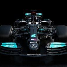 Presentaciones 2021: Mercedes W12