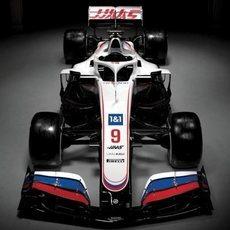 Presentaciones 2021: Haas VF-21