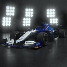 Presentaciones 2021: Williams FW43B