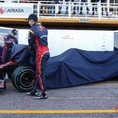 Toro Rosso presenta el STR5