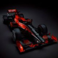 El VR-01 de Virgin Racing