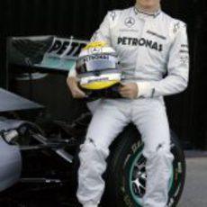 Nico Rosberg no lo tendrá fácil