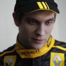 Vitaly ya es piloto de Renault