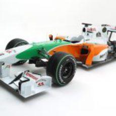 Force India presenta el VJM03