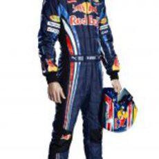 Mark Webber, piloto de Red Bull