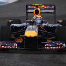 Entrenamientos de pretemporada 2010 (Jerez, 10-13 de febrero)