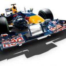Red Bull presenta el RB6
