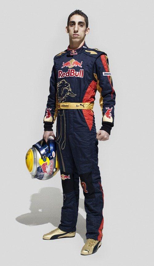 Sébastien Buemi, piloto de Toro Rosso