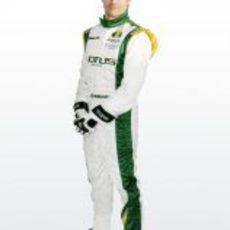 Heikki Kovalainen, piloto de Lotus