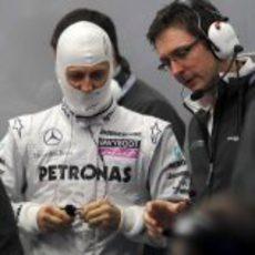 Schumacher se prepara