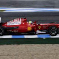 Chasis Ferrari 282