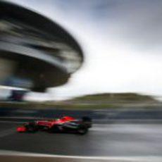 Glock a toda velocidad en Jerez