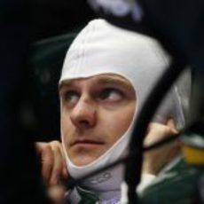 Heikki se prepara