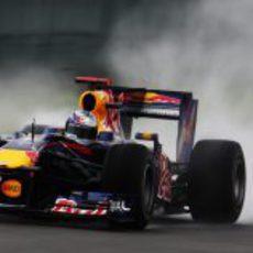 Vettel se moja