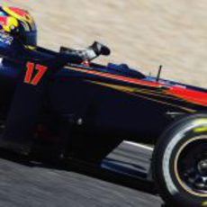Alguersuari será el Nº17