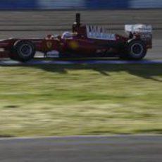 Alonso exprime el F10