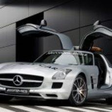 Nuevo coche de seguridad para la temporada 2010 de Fórmula 1