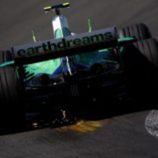 Barrichello en Magny-Cours