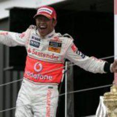Gran Premio de Gran Bretaña 2008: Domingo