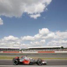 Gran Premio de Gran Bretaña 2008: Viernes