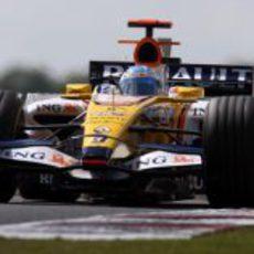 Gran Premio de Gran Bretaña 2008: Sábado