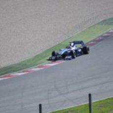 Nico en el Williams