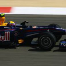 Webber prepara el RB6