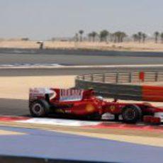 Alonso comienza los entrenos