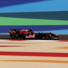 Alguersuari de nuevo en un GP