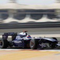 Barrichello inicia la temporada con su nuevo coche