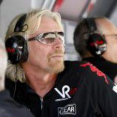 Richard Branson en Bahréin