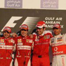 GP de Bahréin 2010: domingo