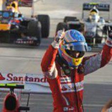 Pulgares arriba para Fernando