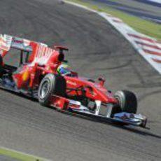 Massa corre tras su recuperación