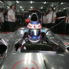 Button ya en su coche