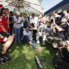 GP de Australia 2010: miércoles, jueves y viernes