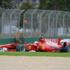 Alonso clasifica 3º