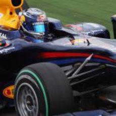 Sebastian Vettel, el alemán más rápido en la pista