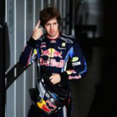 Segunda 'pole' de la temporada para Vettel