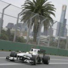 De la Rosa pilota el Sauber en Melbourne