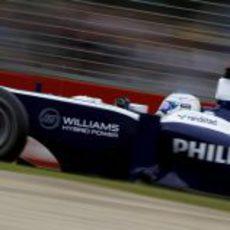 Nuevo casco para Barrichello