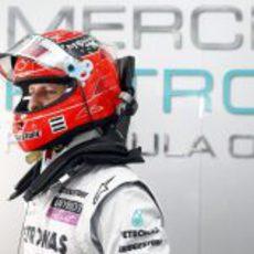 Schumacher no lo ve nada claro