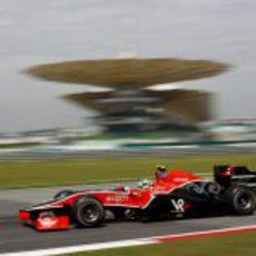 GP de Malasia 2010: domingo