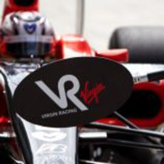 'Lollipop' de Virgin Racing
