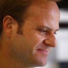 Barrichello en Silverstone