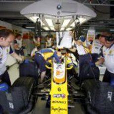 Gran Premio de Alemania 2008: Viernes