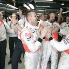 Gran Premio de Alemania 2008: Sábado