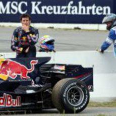 Gran Premio de Alemania 2008: Domingo