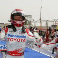 'Pole' para Jarno Trulli en el GP de Bahréin 2009