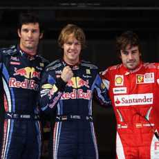 GP de China 2010: sábado